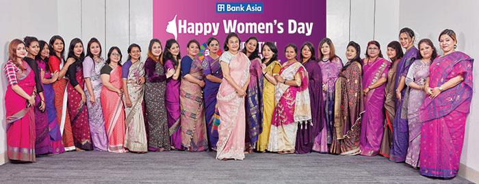 Bank Asia celebrates International Women's Day 2020