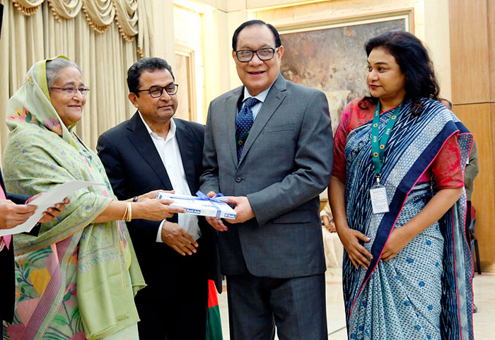 Bank Asia Contributed Tk. 10 Crore to facilitate the Birth Centenary Celebration of Bangabandhu Sheikh Mujibur Rahman